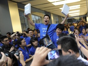 iPad in China: Better than sex?