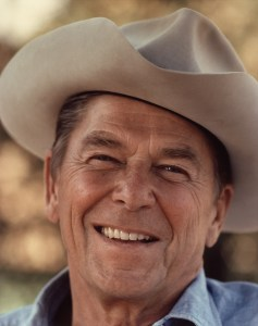 President Ronald Reagan: Actor, Cowboy, FBI Informant