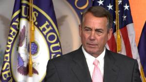 House Speaker John Boehner takes the high road