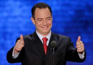 Reince Priebus: In on the Big Secret?