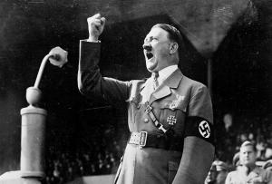 Hitler energized the disenfranchised Aryans