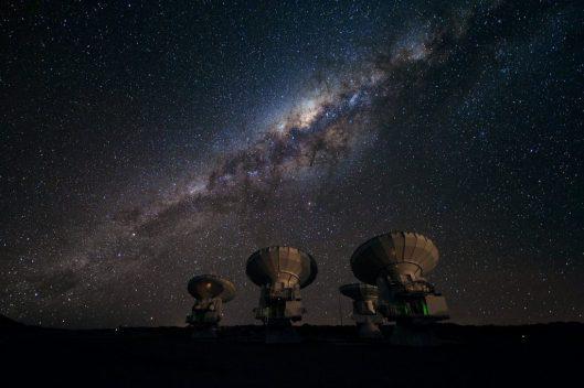 ESO image Milky Way