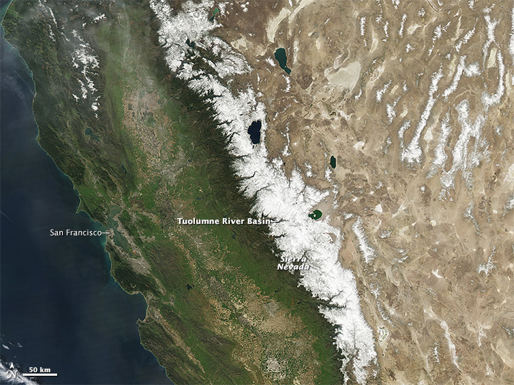March 2010 Snowpack