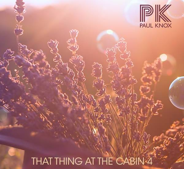 That Thing At the cabin Burning Man Regional Cover Art