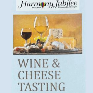 2019 Harmony Jubilee Wine and Cheese Tasting Ticket