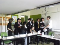 The Security Council in full swing