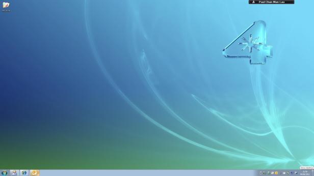 Windows 7 Professional Desktop