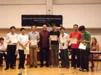 Public Speaking Finalists