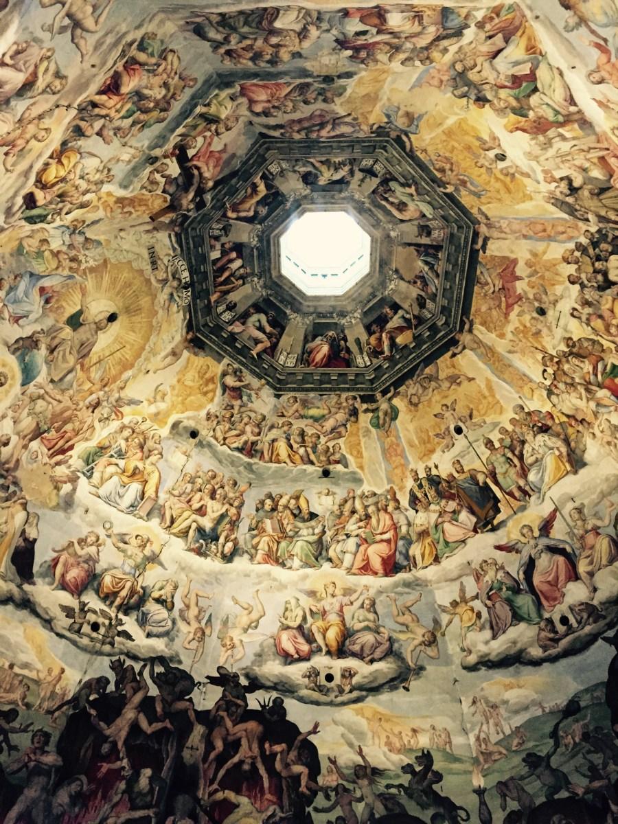 Fresco of the Duomo, Florence