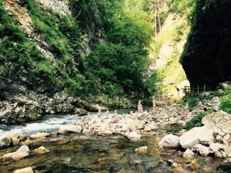 Vintgar, gorge, Bled