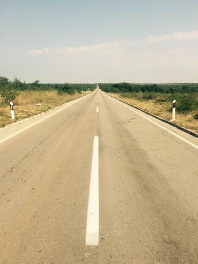 The long road south through Croatia