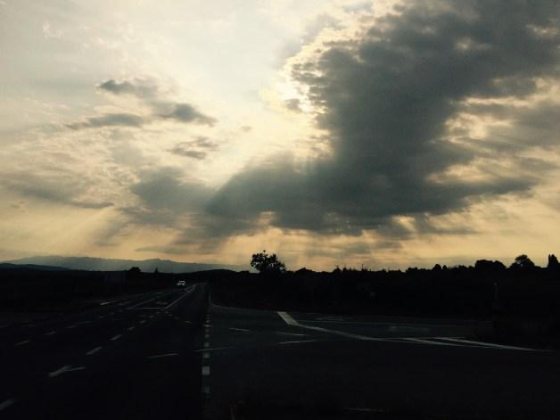 Jelsa sunrise, Hvar island