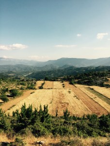 PÃ«rmet mountains, Albania