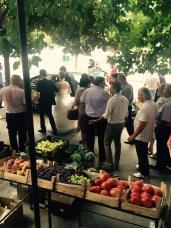 Wedding procession, Negotino, Macedonia