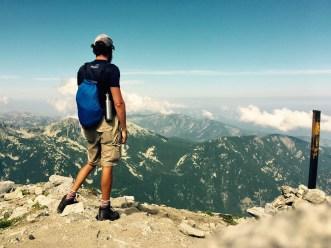 Paul Ferguson, Mt Musala, Bulgaria