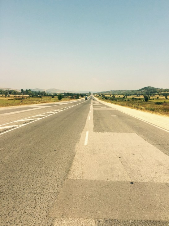 Highway / Runway, Bulgaria