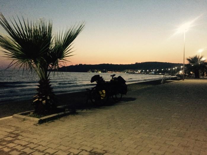 Ozdere beach, Turkey