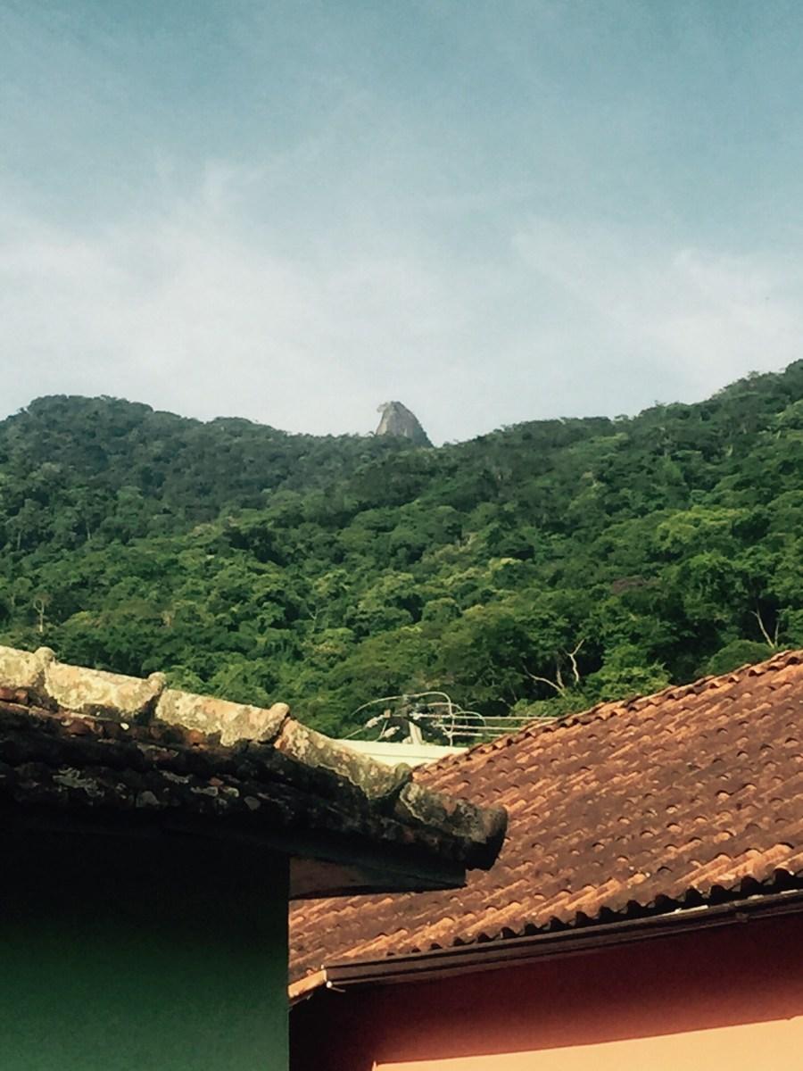 Ilha Grande, Pico do Papagaio, Brazil