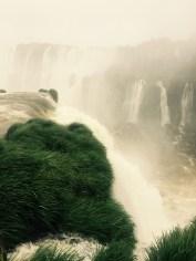 Iguazú waterfalls, Brazil