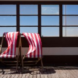 Deck Chairs, Worthing, fine art photographer urban photography herefordshire 1109