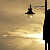 Streetlight, Bartholomew Street, Newbury, fine art photographer photography herefordshire 0557