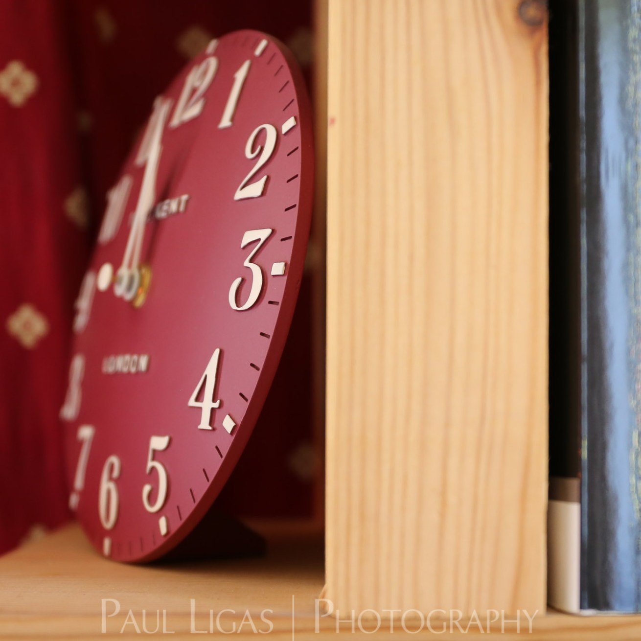 Still life with clock 0020
