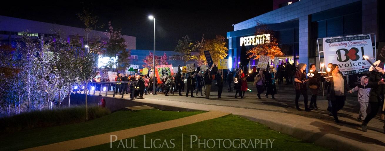 Longbridge Light Festival, Birmingham event photographer herefordshire photography 4202