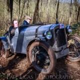 Vintage car hill climbing, Ledbury, Herefordshire event photographer photography 9333
