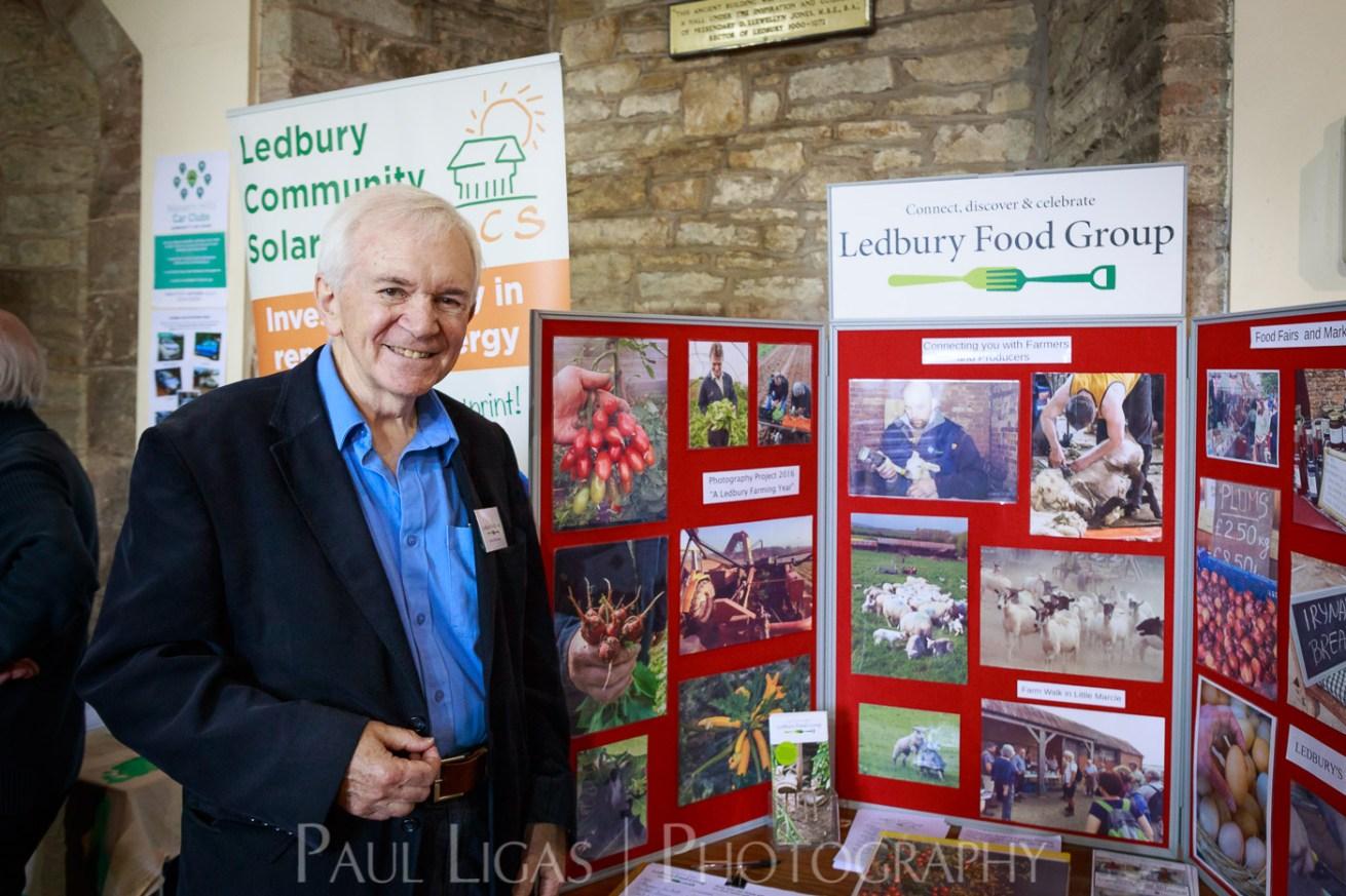 Ledbury Community Day, food group Herefordshire portrait event photographer photography 2669