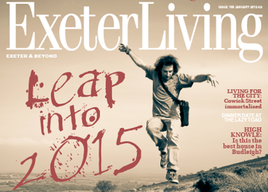 Exeter Living cover featured image
