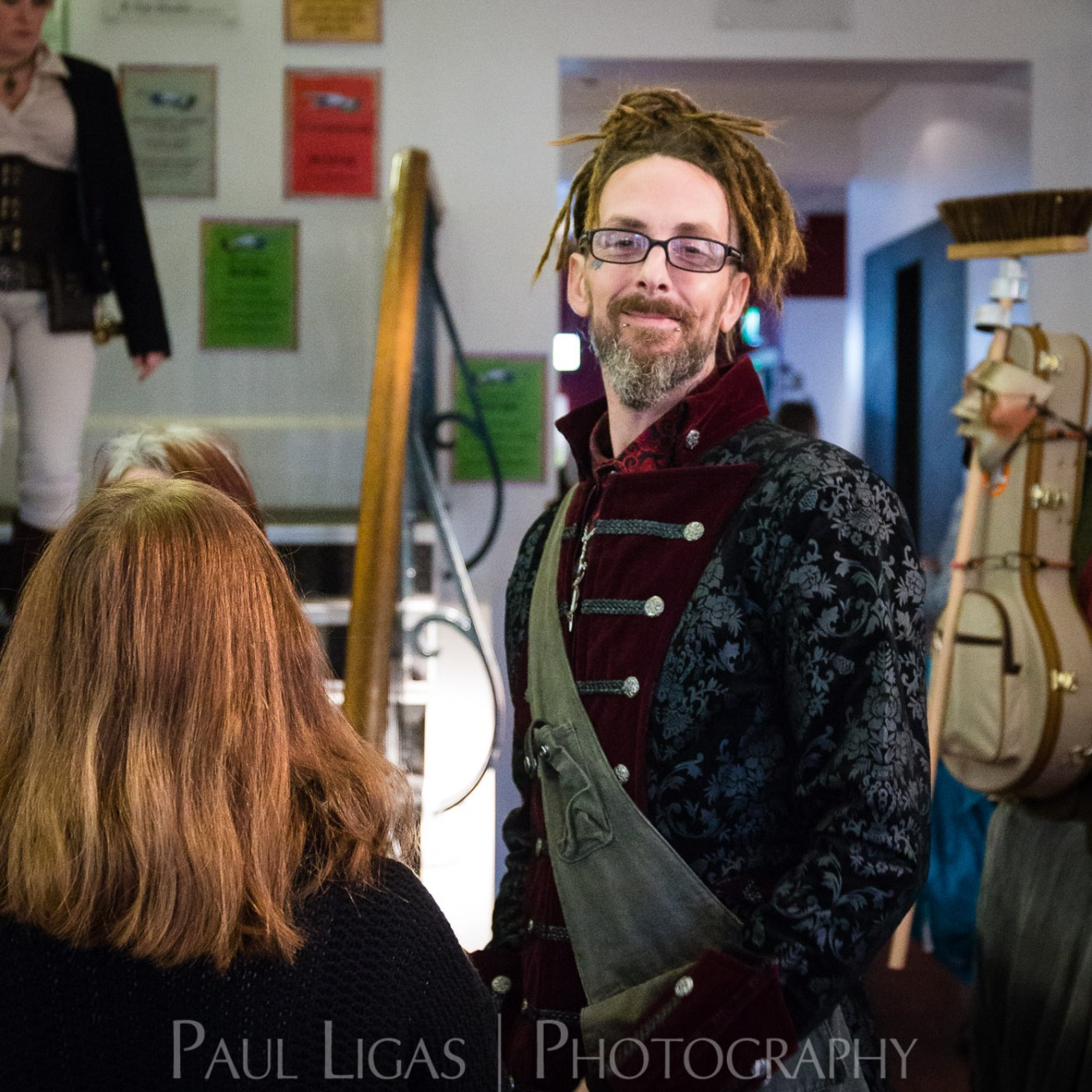 Steampunk Yule Ball 2015 event photographer herefordshire photography 2824