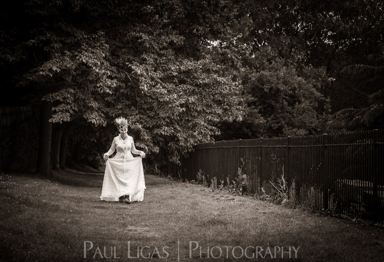 The Mysterious Freakshow band photographer photography music portrait steampunk herefordshire 4736