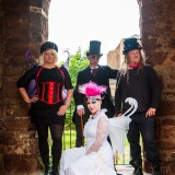 The Mysterious Freakshow band photographer photography music portrait steampunk herefordshire 5090