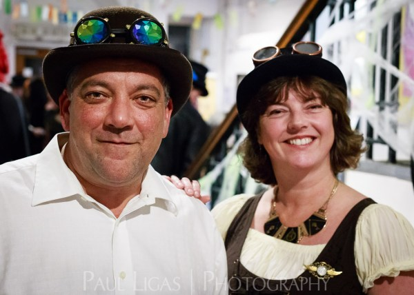 Steampunk Yule Ball 2017, event photographer photography music concert portrait herefordshire