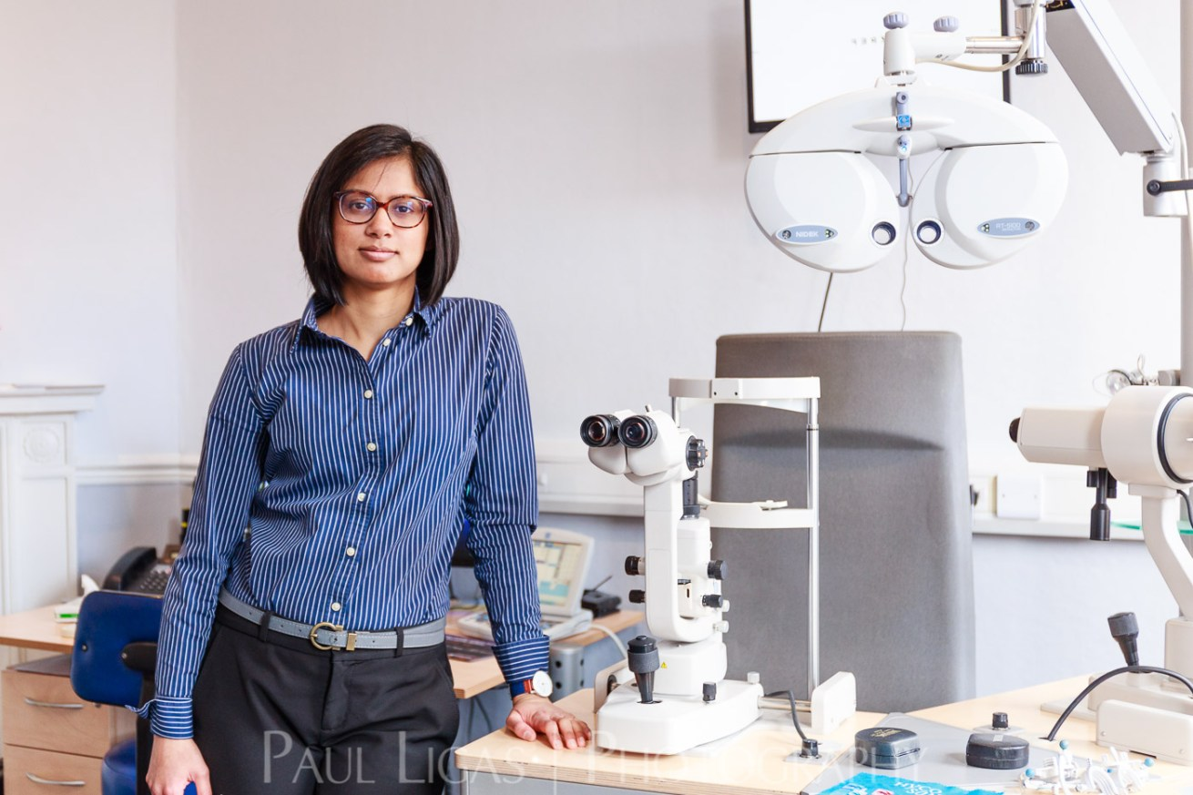 Optometry Today Hereford – Business Portrait photographer 3662