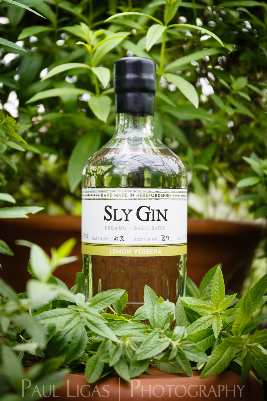 Haven Distillery Sly Gin Hereford product lifestyle photography photographer 5237