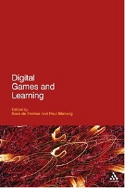 Digital Games and Learning book cover