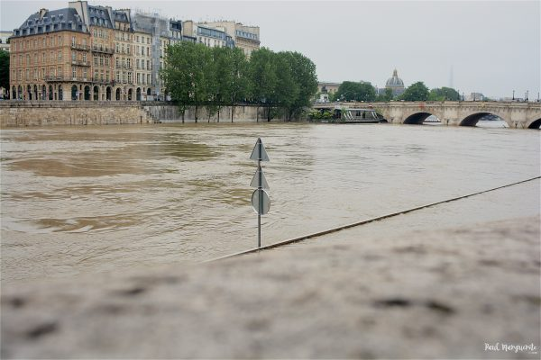 Paris - Inondations crue - par Paul Marguerite - 20160602 77
