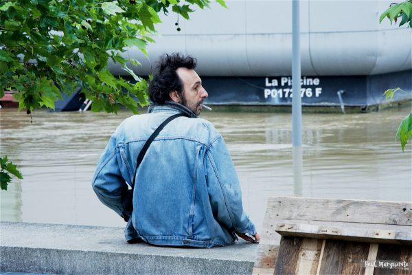 Paris - Inondations crue - par Paul Marguerite - 20160603 74