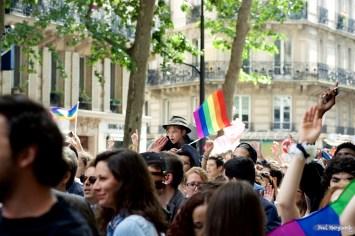 Marche des fiertés de Paris - Gay Pride 2016 - photo par Paul Marguerite - 23