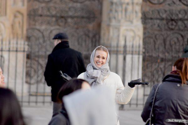 Les selfies de Notre-Dame - par Paul Marguerite - 1