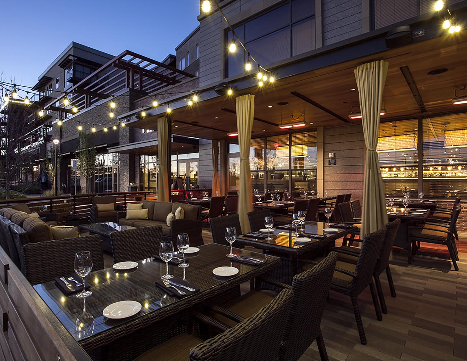 Mountain View Restaurant Paul Martin S American Grill