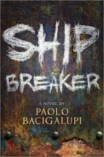 Image of Ship Breaker book jacket