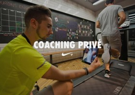 Let's Take a Coach – Test d'une Séance Nike Coaching Privé