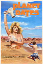 book cover for Planet of the Dates