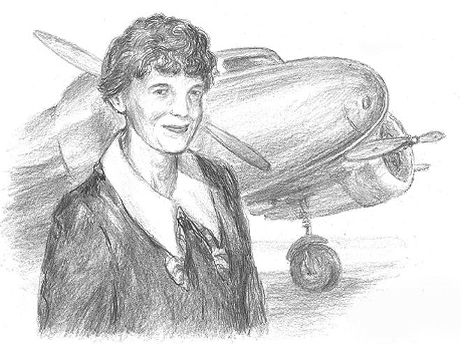 Amelia Earhart Pictures