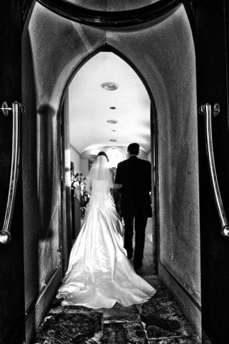 Down the Aisle   Wedding Photography by Paul McGlade