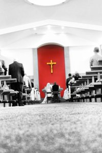 The Church | Wedding Photography by Paul McGlade