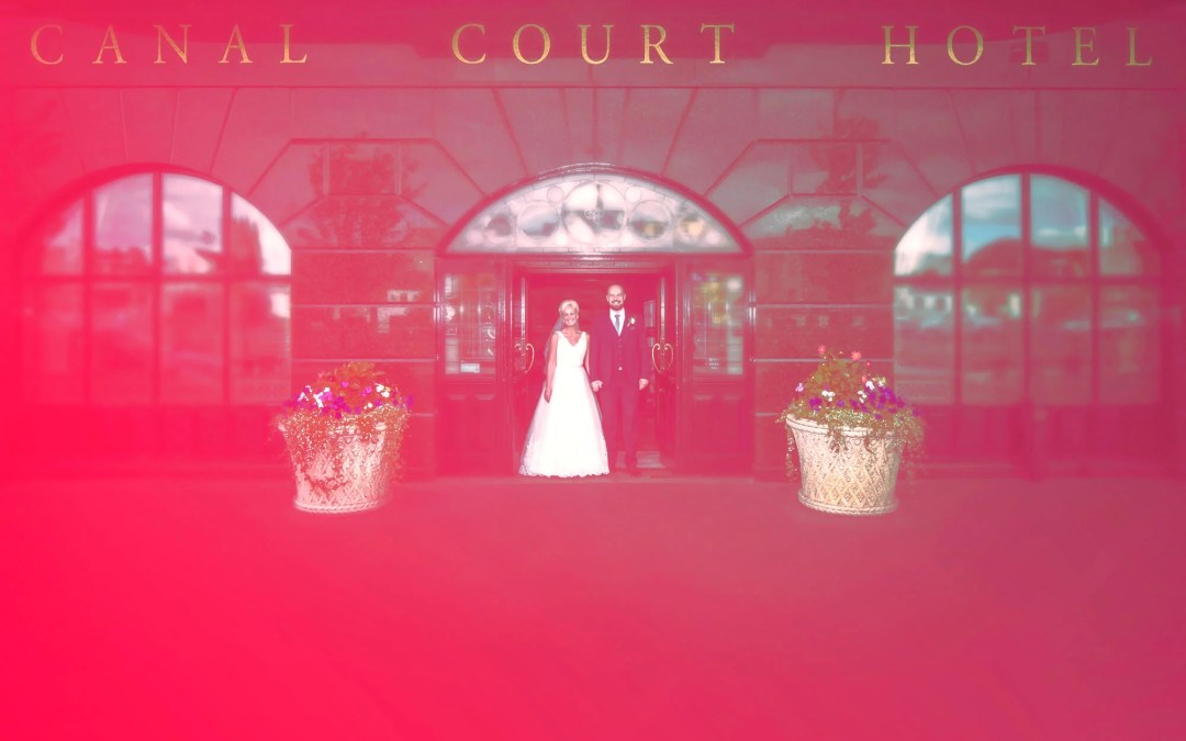 Wedding Venues Northern Ireland: Canal Court Wedding