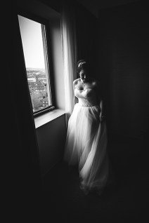 Wedding photography Titanic Belfast